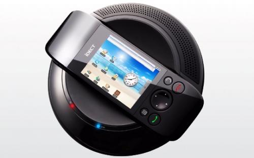 iDect iHome стационарный телефон на Android