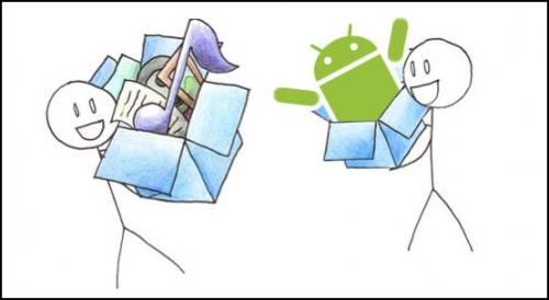 Dropbox теперь и на Android