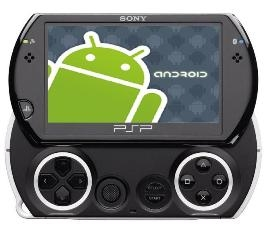 Онлайн игры под Android от Sony вымысел?